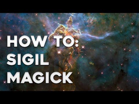 Sigil Magick! (Tutorial)