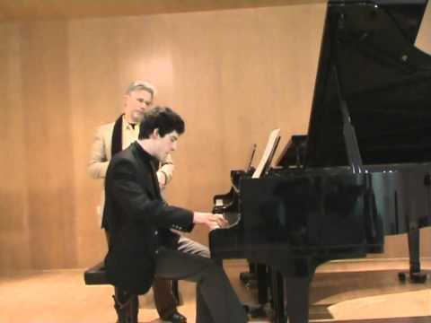 Masterclass Alan Weiss - CEP (Chopin étude op. 25 nº 12)