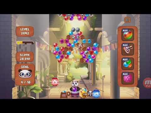 Panda Pop- Level 2642
