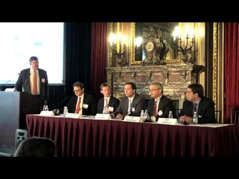 2016 10th Annual Invest in International Shipping & Offshore Forum Alternative Financing
