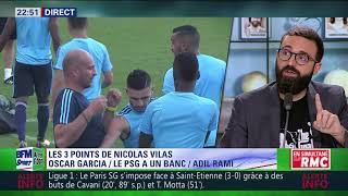 After Foot du vendredi 25/08 – Partie 1/4 - Débrief de PSG/Saint-Etienne (3-0)
