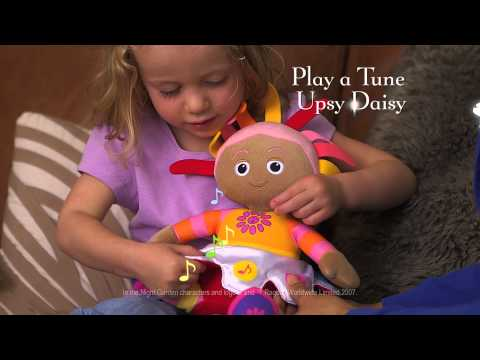 In The Night Garden - Talkers, Play-a-Tune Upsy Daisy and Lullaby Igglepiggle