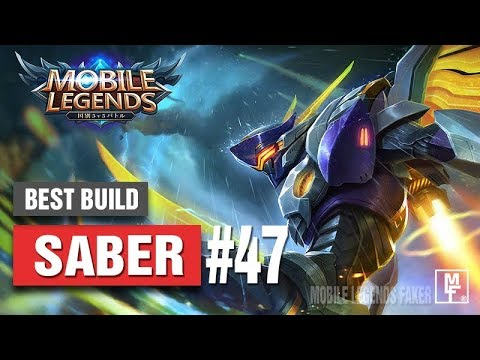 Saber Mobile Legends Wallpaper #47   Mobile Legends Saber Skin   Mobile  Legends Faker