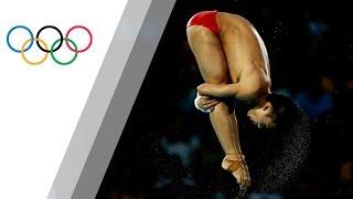 Gambar cover Chen wins Men's 10m Platform Diving gold