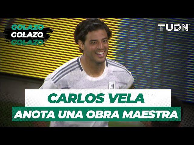 ¡Golazo de otro planeta de Carlos Vela! LAFC fulmina a San Jose Earthquakes