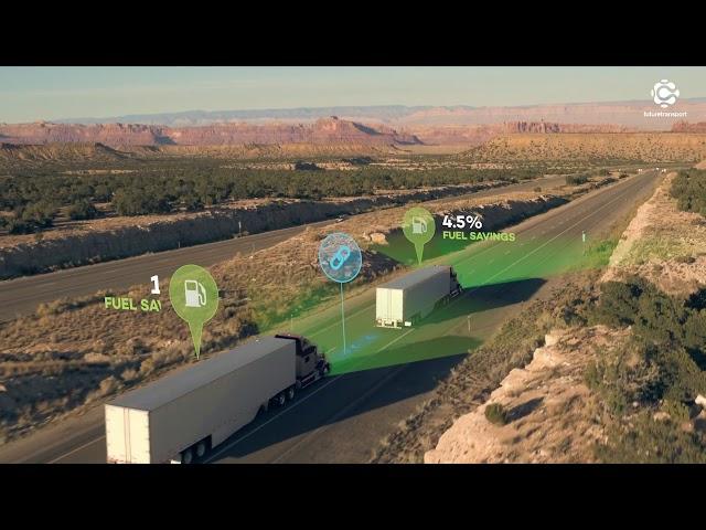 Startup cria tecnologia para motorista conduzir dois caminhões