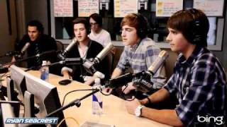 Big Time Rush - Boyfriend (Acoustic) | Performance | On Air With Ryan Seacrest