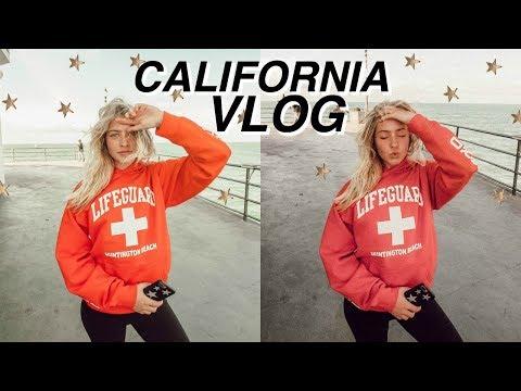 CALIFORNIA VLOG 2017!