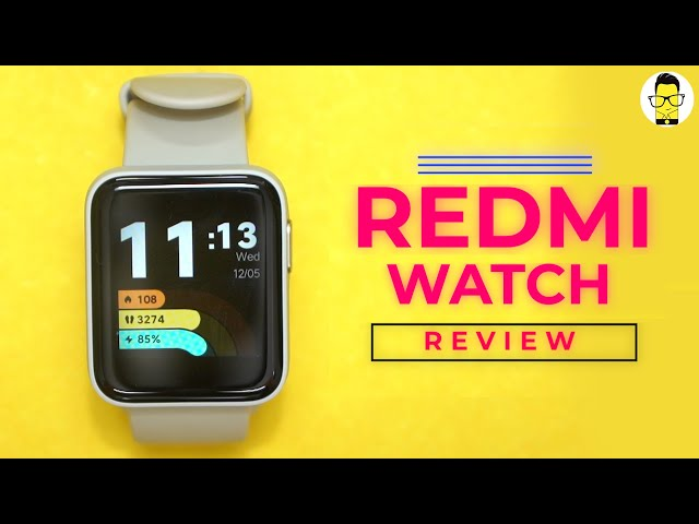 Redmi Watch Review 🔥 Don't Buy Before Watching This! | Price in India Rs. 3,999 ⚡️⚡️⚡️