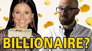 Elaine Benes: Real Life Daughter of a Billionaire