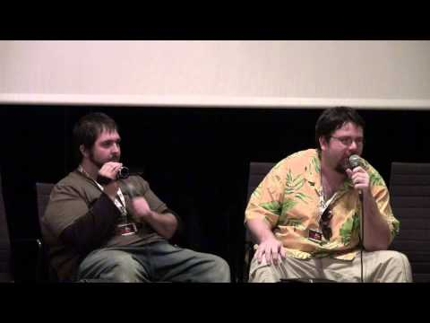 Inédit La première conférence du Joueur du Grenier TGS 2010