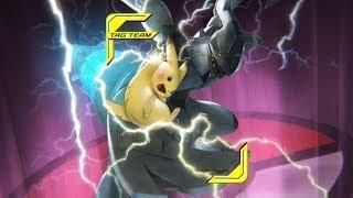 UK: With TAG TEAM Pokémon-GX, the Pokémon TCG Will Never Be the Same!
