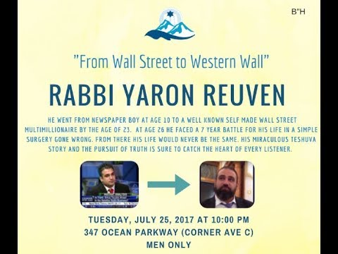 What Does Real Teshuva Look & Feel Like? (AMAZING Questions In New York)