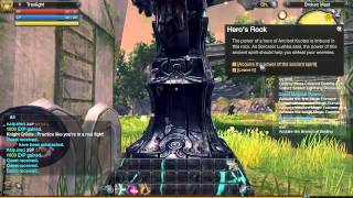 RaiderZ Episode 2 - A Hero and his Zazzles