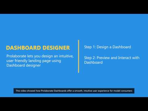Customize Landing Page using Dashboard Designer (How-To Series #6)