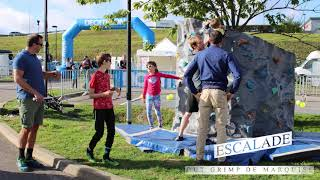 Montage Vitalsport 2018 pour Décathlon Saint Martin Boulogne