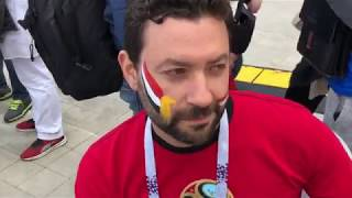 Trip to Russia World Cup 2018