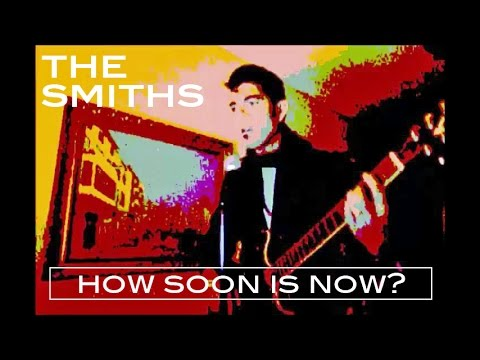 the smiths how soon is now cover by albert bevia. Black Bedroom Furniture Sets. Home Design Ideas