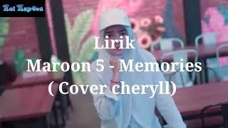 Download Lirik Memories - Maroon 5 (Cover Cheryll Putih Abu-abu)