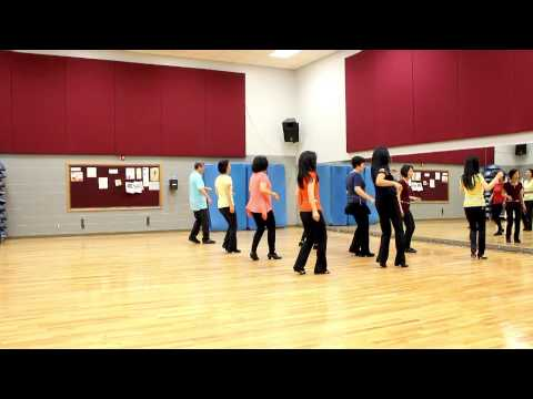 On To Something Good - Line Dance (Dance & Teach in English & 中文)