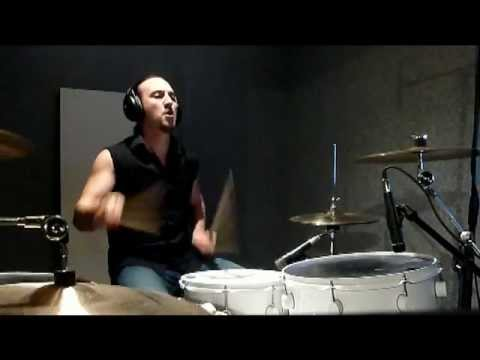 DRUM COVER – Anastasia – Slash feat. Myles Kennedy & The Conspirators (by TheDWLion)
