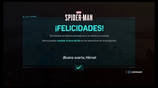 Alfin!!!!!!!! FINAL De Marvel Spiderman Ps4 /Matias Gaming