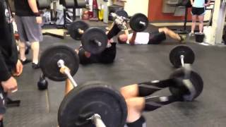 Spartan 300 WOD Challenge @ CrossFit Akron