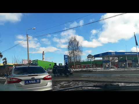 ДПС Лосино-Петровский нарушают на том же месте