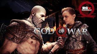 """⚔📛GOD OF WAR #2 """"Filho Devemos Nos Preparar"""" Midgard Exploração⚔ Brok"""