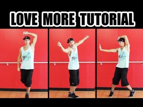 LOVE MORE - Chris Brown Dance TUTORIAL | @MattSteffanina Choreography | How To Dance