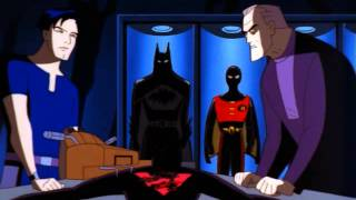 Batman Beyond - Season 2, Episode 12 Babel