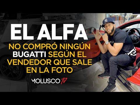 Entrevista a Vendedor de Bugatti dice que El Alfa no compro el carro