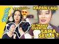 """Di """"Make Over""""-in Gratis Sama Sella Selly, Kapan Lagi Coba ? Wkwkkk... #DiRumahAja"""