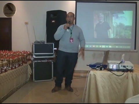 ( المربي الاستاذ بهاء عنبر )  مناقشة تقنيات تربية طيور الزينة - الجزء الأول
