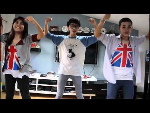 One direction what makes you beautiful- dance cover by gleponca