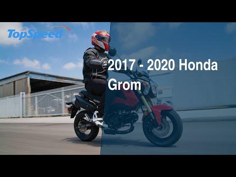 2017 - 2020 Honda Grom