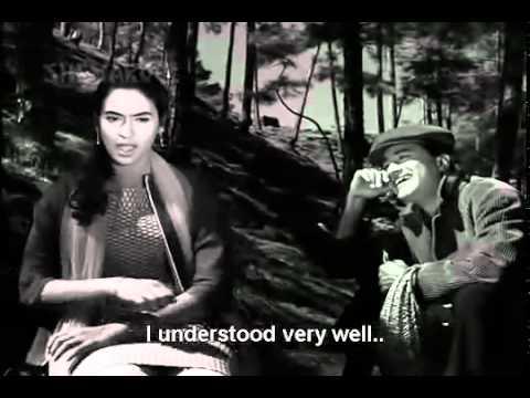 Dekho Rootha Na Karo Lata Mangeshkar Mohammed Rafi Tere Ghar Ke Samne 1963 SD Burman