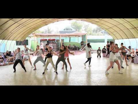 Black Sea Dance Camp 2016: Rochelle Jordan - Lowkey by Alisa Tsitserenova (Choreography)