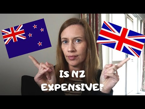 Is New Zealand Expensive?   Cost Of Living And Food