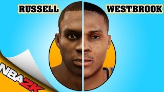 RUSSELL WESTBROOK evolution [NBA 2K9 - NBA 2K16] 🏀