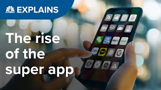 What is a super app, and why haven't they gone global?   CNBC Explains