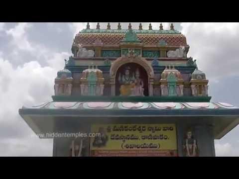 Kanipakam Varasiddi Vinayaka, Manikanteeswara, Varadaraja Swamy Temples
