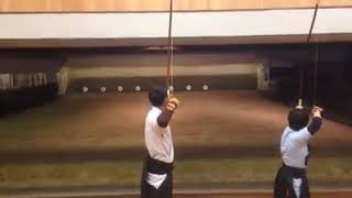 Kyūdō 3 : The Japanese martial art of archery.