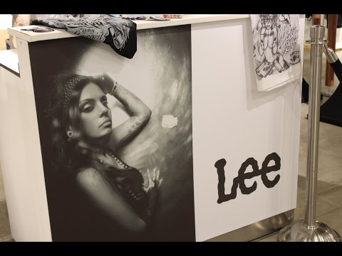"Lee Jubiläum @ Breuninger Stuttgart - ""Be part of my memories"" (L. A. The Art of Ink)"