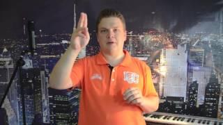 Видео уроки вокала для начинающих  Техника дыхания Урок вокала от ВКашеварова