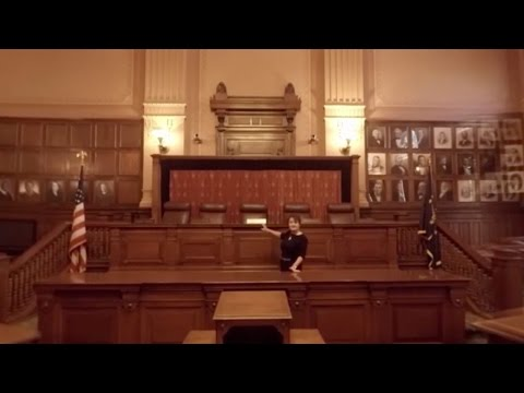 Indiana State House Supreme Court 360° Tour