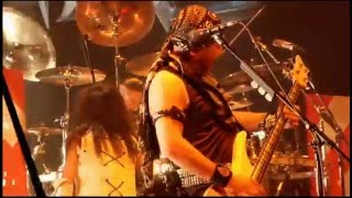 "LOUDNESS ""THUNDER IN THE EAST"" Album all songs play live-4 ⑧NO WAY ..."