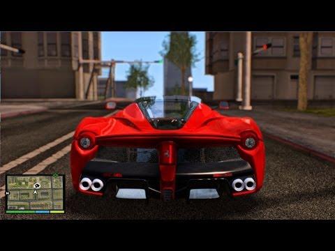 Ferrari LaFerrari v1.0
