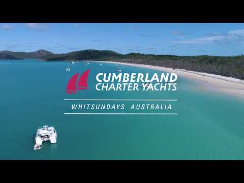 Whitehaven Beach - Bareboat Charter with Cumberland Charter Yachts