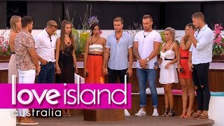 Two couples are in jeopardy   Love Island Australia 2018